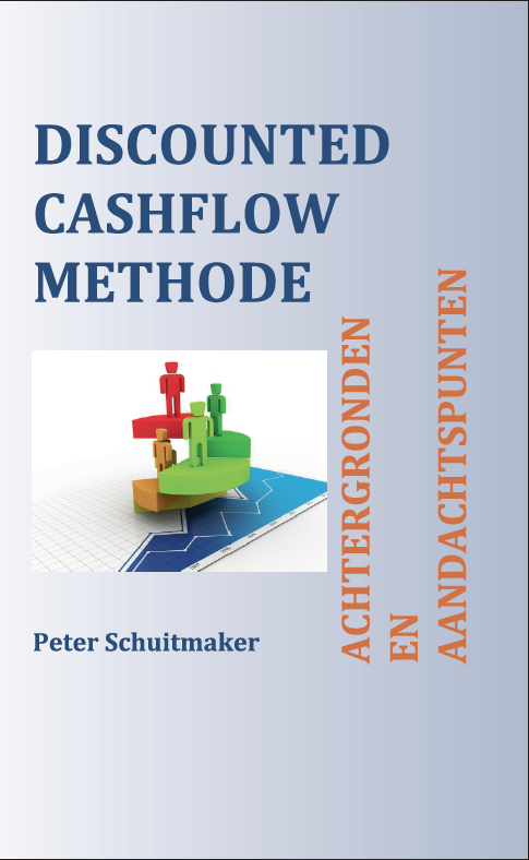 Boek Discounted Cashflow methode